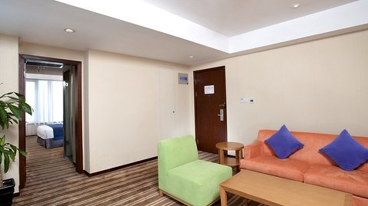 Holiday Inn Express Changshu Suite