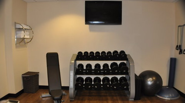 Holiday Inn Express Baltimore Downtown Health Club