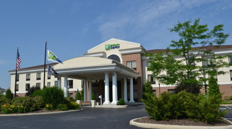 Holiday Inn Express & Suites Kent State Exterior