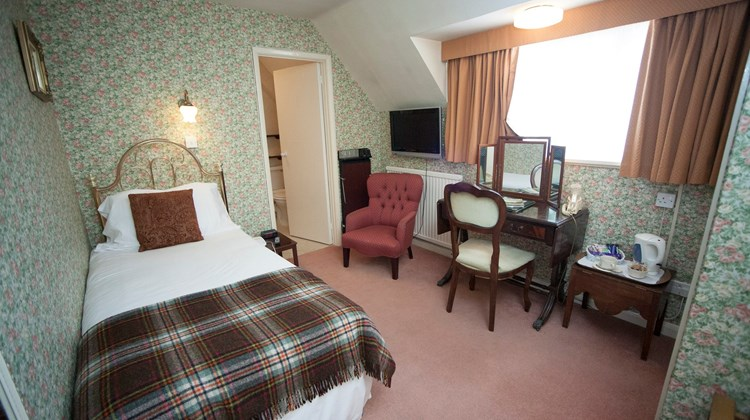Stratton House Hotel Room