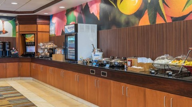 Fairfield Inn & Suites Buffalo Airport Restaurant