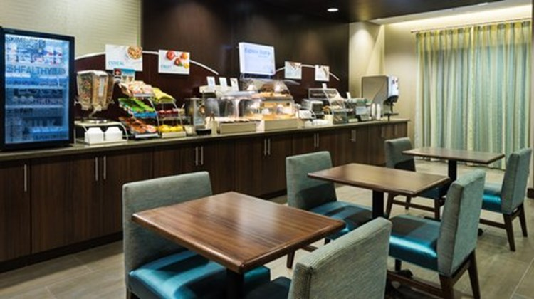 Holiday Inn Express & Suites Midland Restaurant