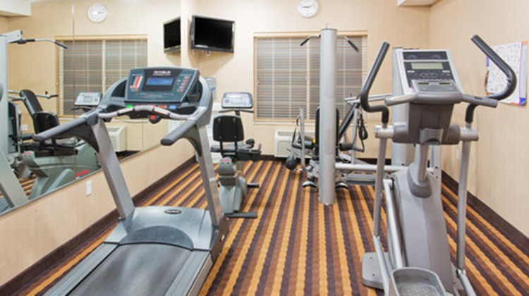 Holiday Inn Express Hotel & Suites North Health Club