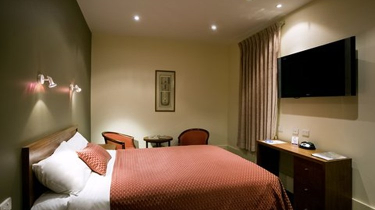 Ibis Styles Melbourne, The Victoria Htl Room