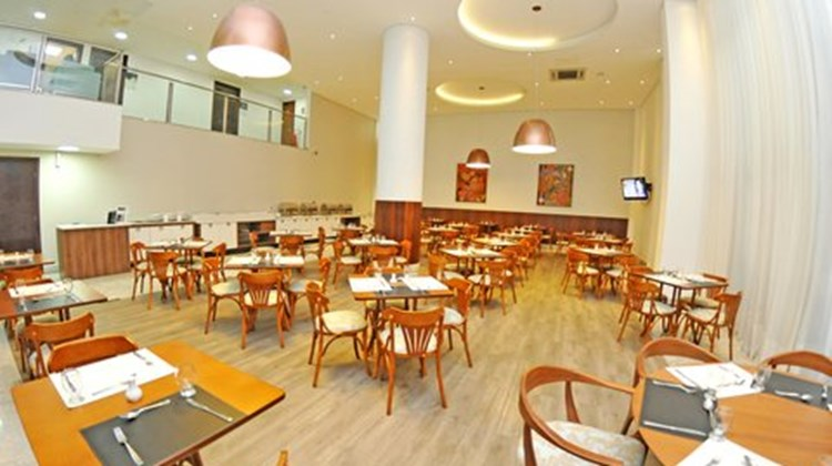 Holiday Inn Express Cuiaba Restaurant