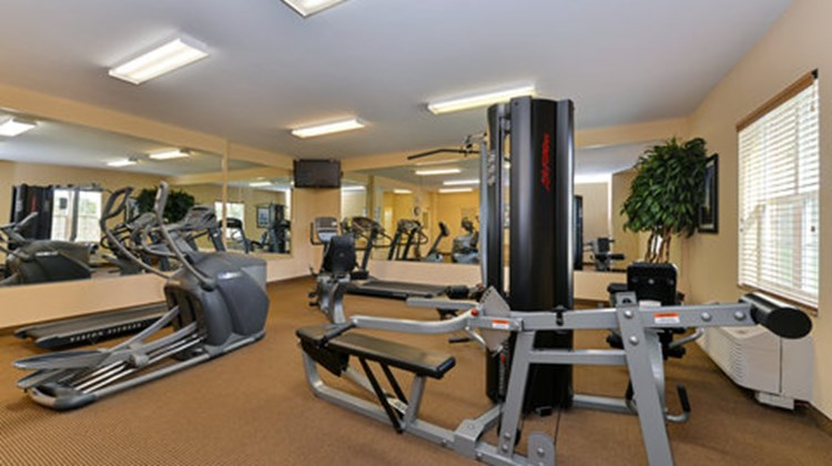 Candlewood Suites Horseheads Health Club