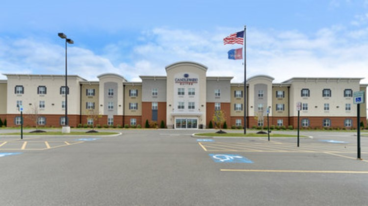 Candlewood Suites Horseheads Exterior