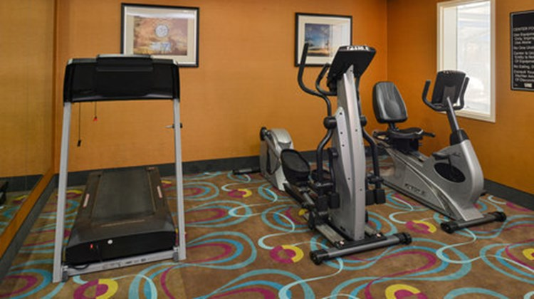 Holiday Inn Express Health Club