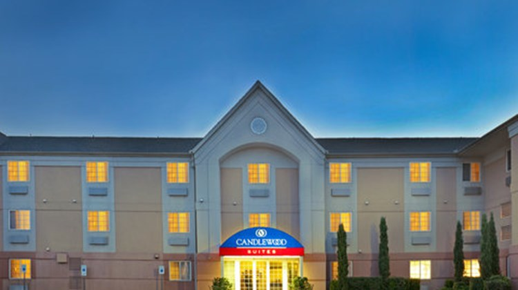 Candlewood Suites by the Galleria Exterior