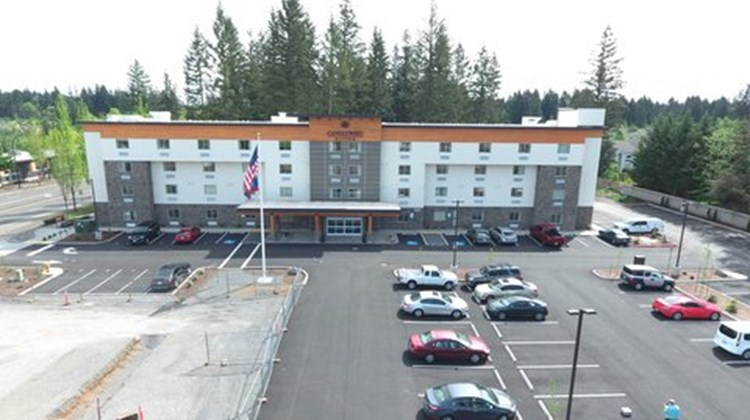 Candlewood Suites Vancouver-Camas Exterior