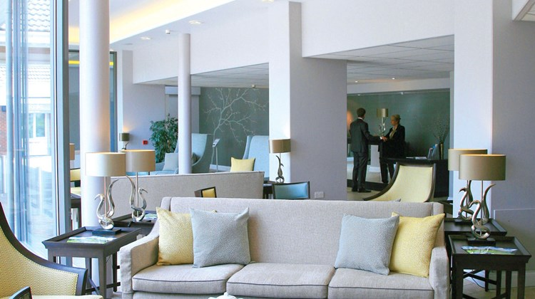 Stoke by Nayland Hotel Golf & Spa Lobby