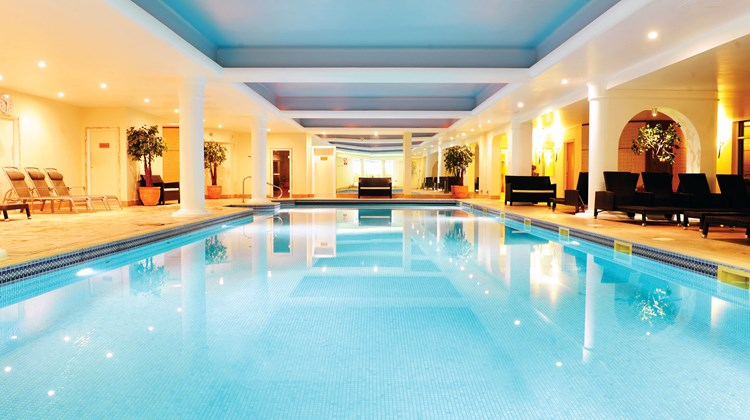 Stoke by Nayland Hotel Golf & Spa Pool