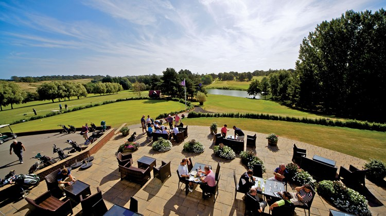 Stoke by Nayland Hotel Golf & Spa Golf