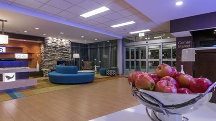 Fairfield Inn & Suites Afton Lobby