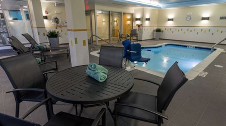 Fairfield Inn/Suites Geneva Finger Lakes Health Club