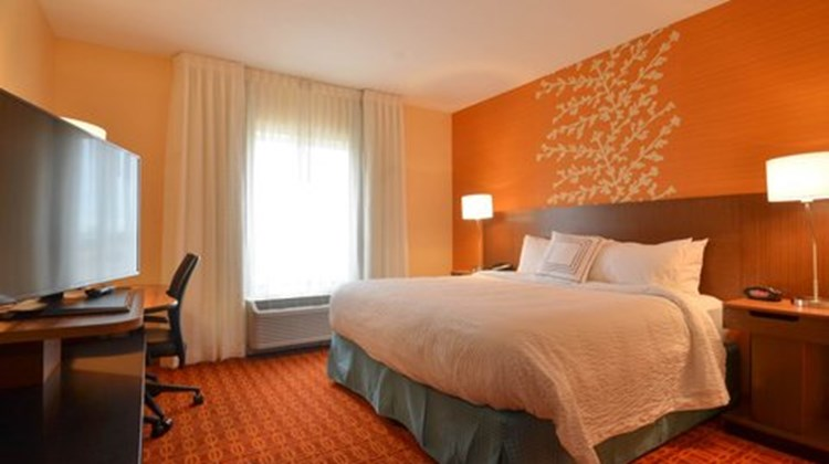 Fairfield Inn & Suites St Louis/Pontoon Room