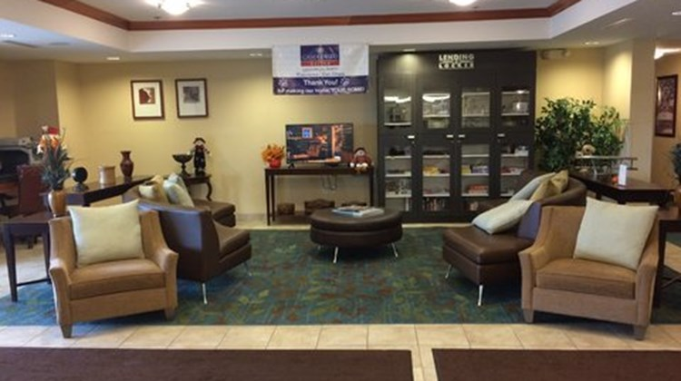 Candlewood Suites Leray-Watertown Lobby
