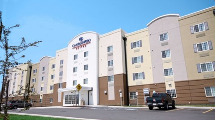 Candlewood Suites Leray-Watertown Exterior