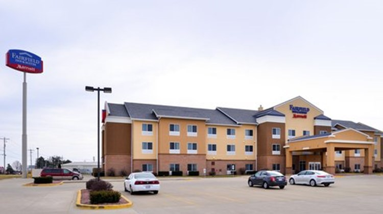 Fairfield Inn & Suites Bloomington Exterior