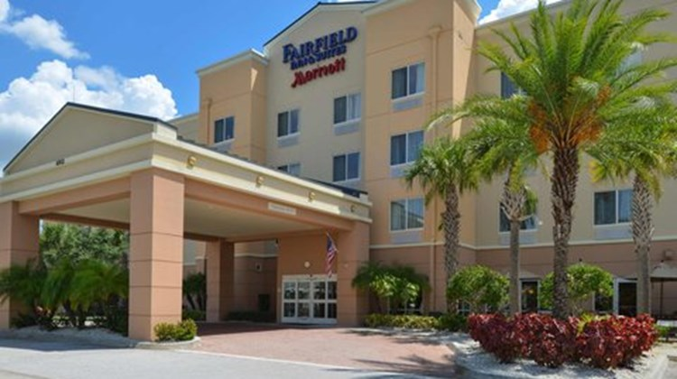 Fairfield Inn & Suites Ft Pierce Exterior