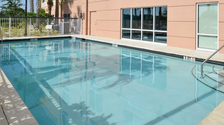 Fairfield Inn & Suites Ft Pierce Health Club