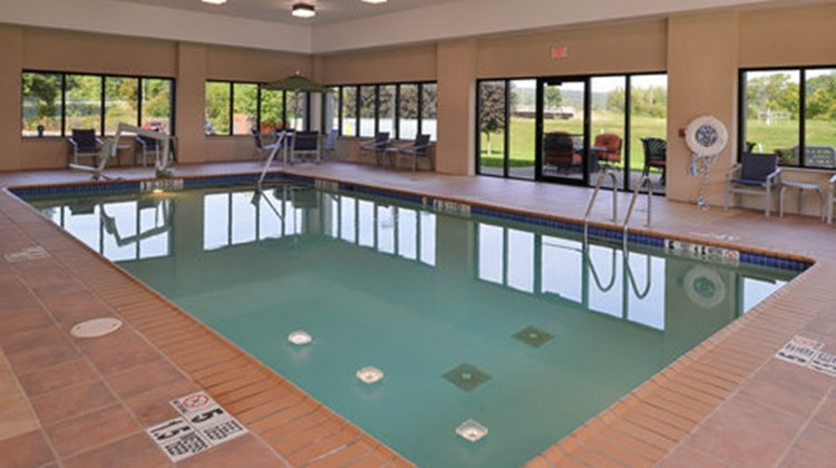 Holiday Inn Express Olean Pool