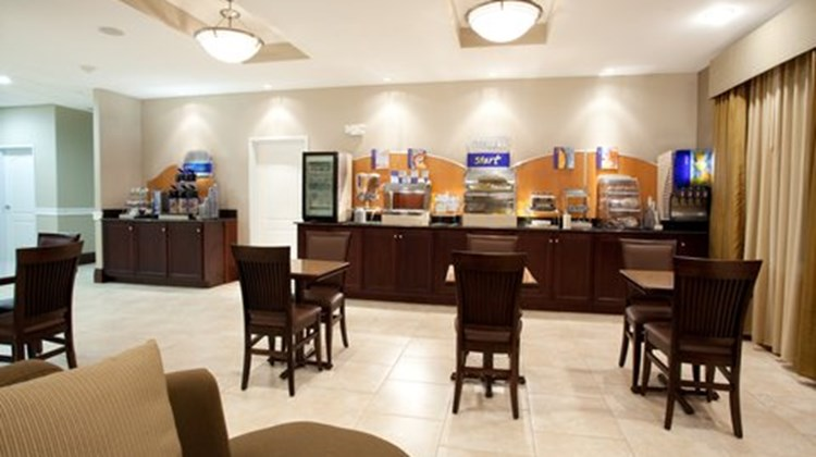 Holiday Inn Express & Suites Galliano Restaurant