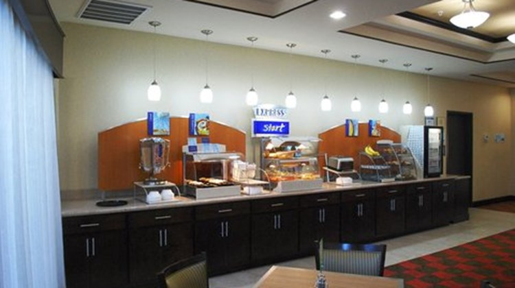 Holiday Inn Express & Stes Houston South Restaurant