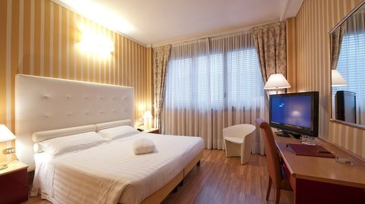 Air Hotel Milano Linate Airport Room