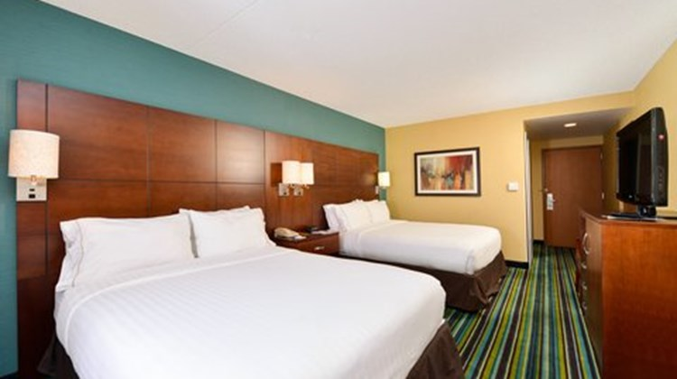 Holiday Inn Express Flagstaff Room