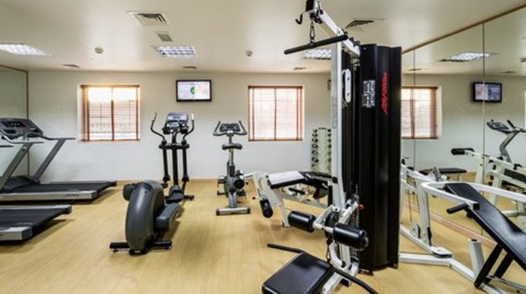 Holiday Inn Express Dubai/Jumeirah Health Club