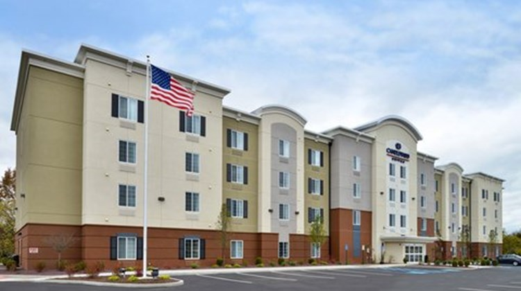 Candlewood Suites Sayre Exterior
