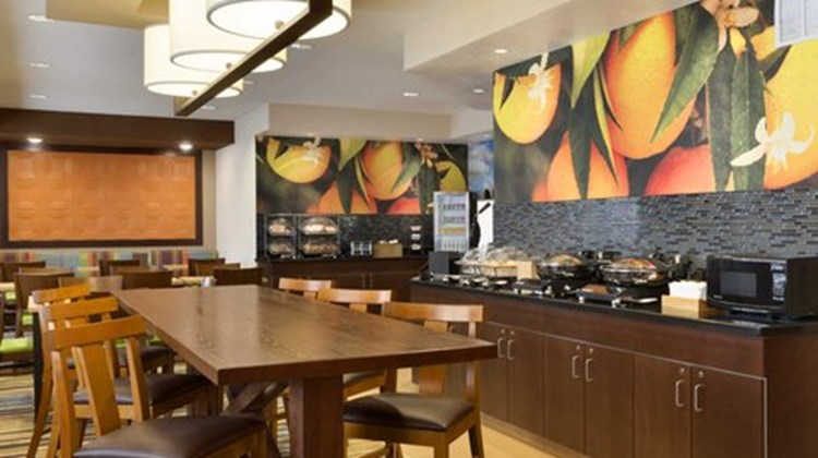 Fairfield Inn/Suites Air Force Academy Restaurant
