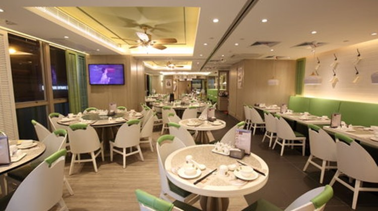 Holiday Inn Express - Causeway Bay Restaurant