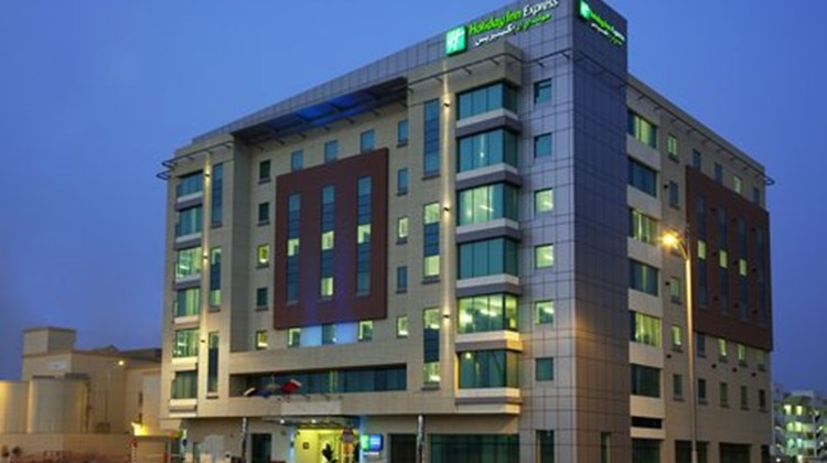 Holiday Inn Express Dubai/Jumeirah Exterior