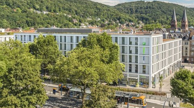Holiday Inn Express Heidelberg Exterior