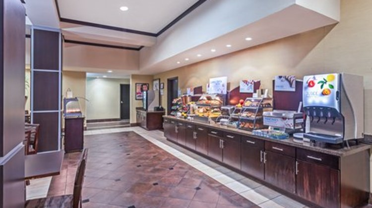 Holiday Inn Express & Suites Beaumont NW Restaurant