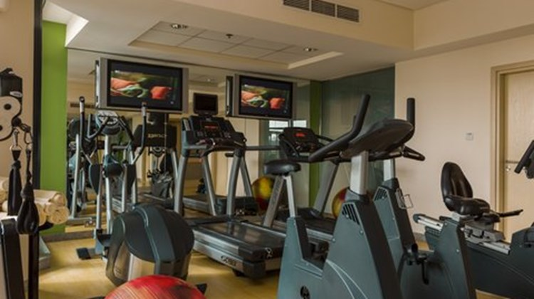 Arabian Park Hotel Health Club