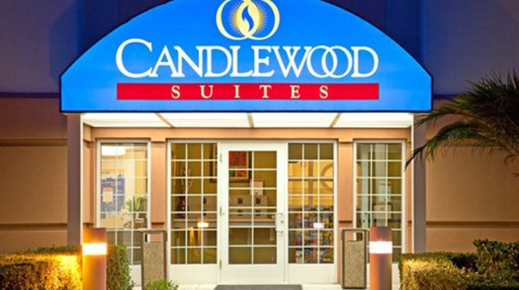 Candlewood Suites Irvine East Exterior