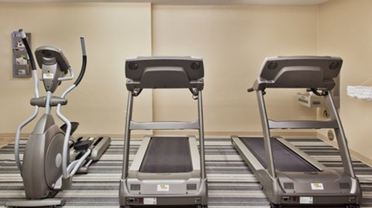 Candlewood Suites Silicon Valley Health Club