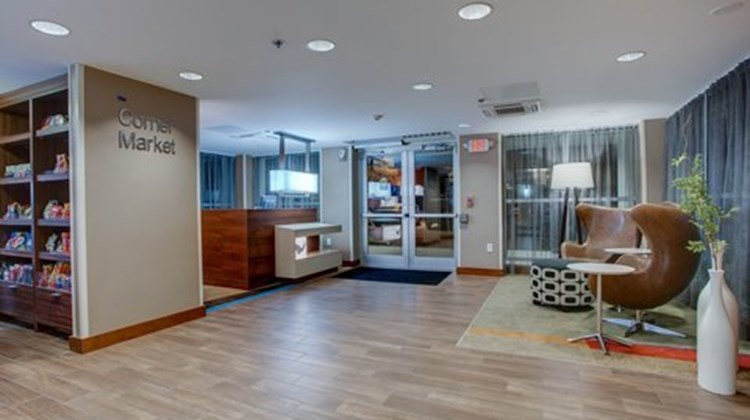 Fairfield Inn by Marriott Lobby
