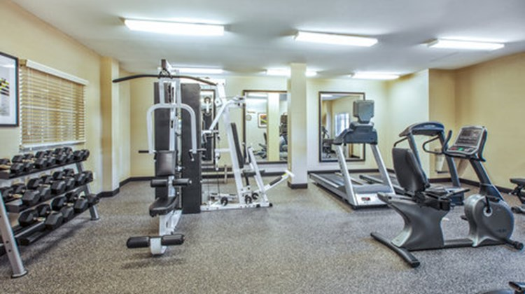 Candlewood Suites Indianapolis Airport Health Club
