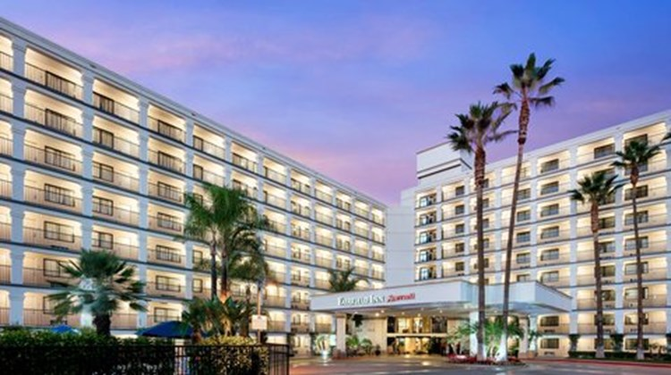 Fairfield Inn Anaheim Resort Exterior