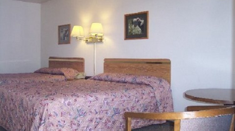 Town House Motel Room