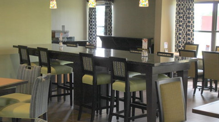 Holiday Inn Express Harlingen Restaurant