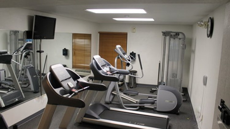 Holiday Inn Express Harlingen Health Club