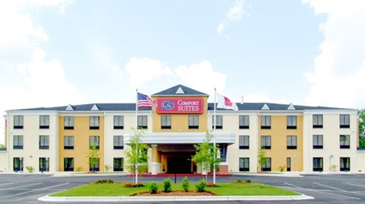 Comfort Suites Airport South Exterior