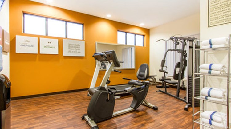 Comfort Suites Airport South Health Club