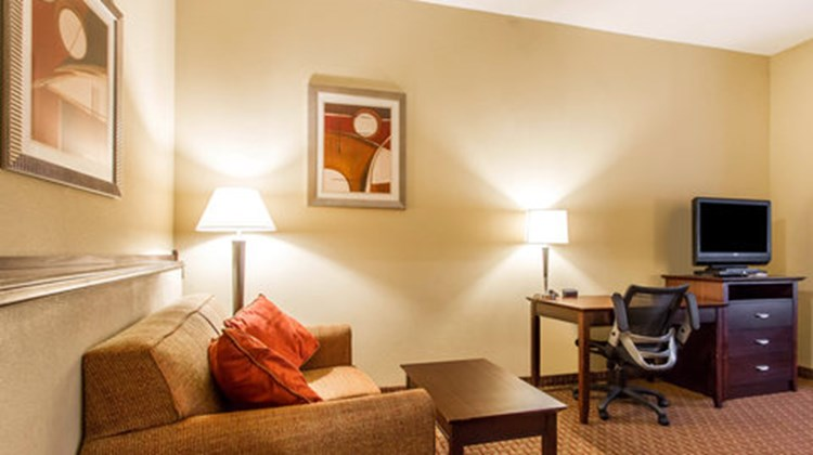 Comfort Suites Airport South Room