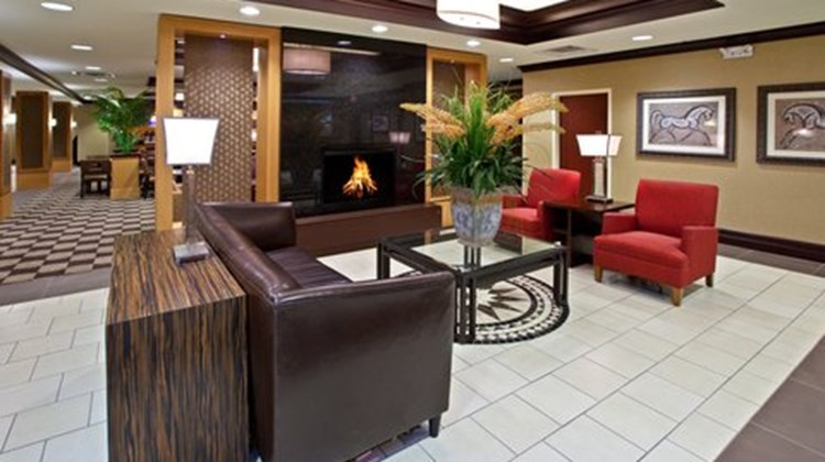 Holiday Inn Express & Suites Seymour Lobby